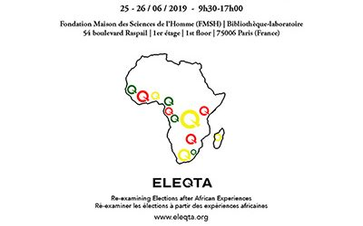 Workshop Videos: African Elections as a Mirror of the World