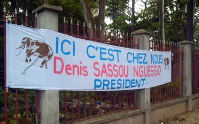 Insights on the 2016 Congolese presidential election